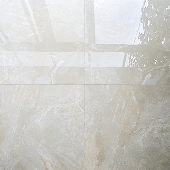 Hb6251 Crystal Pure Glossy White High Gloss Floor Tile