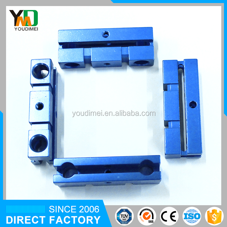 Design latest custom cnc components and milling part
