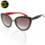 New Arrival Fashion Cat Eye Sunglasses Summer Style Points Women Sunglass Coating Lens Sun Glasses Oculos De Sol Feminino CC0285