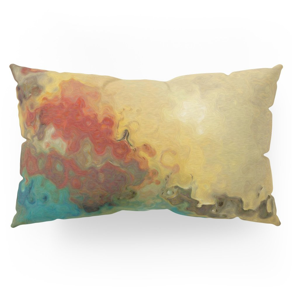 "Society6 What Is Unseen Is Eternal. 2 Corinthians 4:18 Pillow Sham King (20"" x 36"") Set of 2"