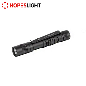 Promotional Mini Pen Torch with 1AAA 80Lumens for Doctor Using Flashlight