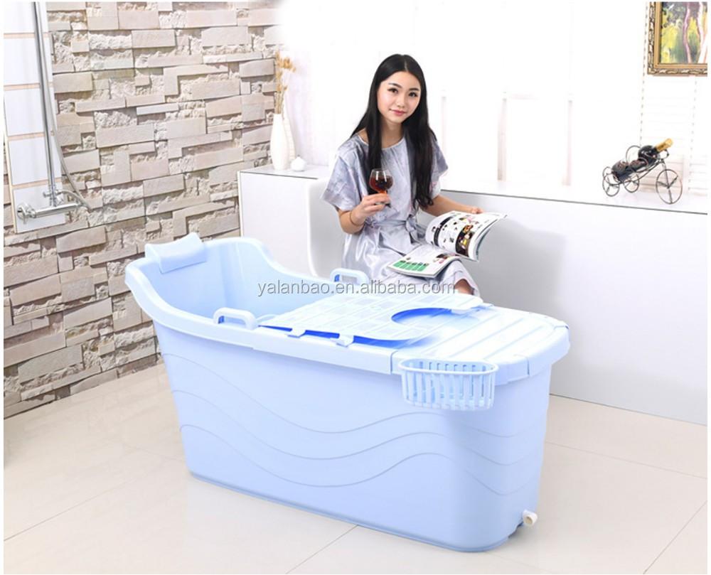 indoor tragbare badewanne lebensmittel grade pp5 material kunststoff badewanne f r erwachsene. Black Bedroom Furniture Sets. Home Design Ideas
