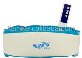 slimming belt massage/fat burning massager belt/belt stomach massager