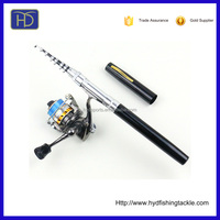 New design 1.4m High quality pen fishing rod carbon