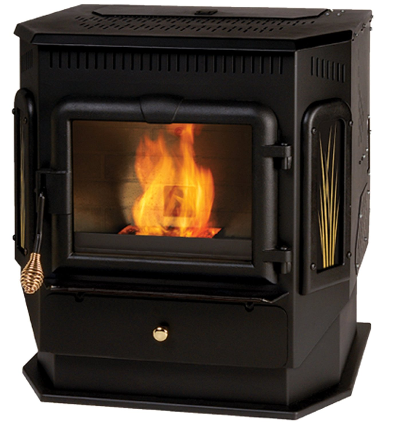 Summers Heat 49-SHCPM Pellet - Multi-Fuel Stove 2,200 Square Foot