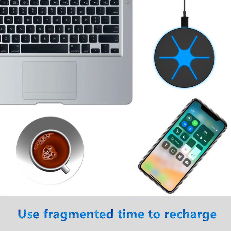 Wholesale Price 2018 Mobile Qi Wireless Charger 10w Qi Fast Wireless Charger