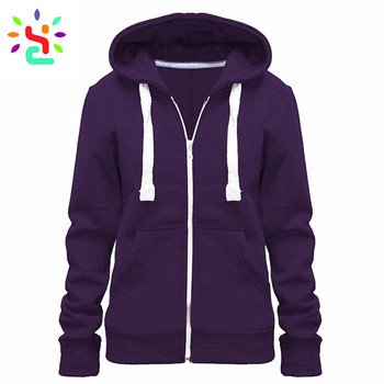 Plain Color Xxxxl Hoodies Woman Hoodie With Thick Drawing ...