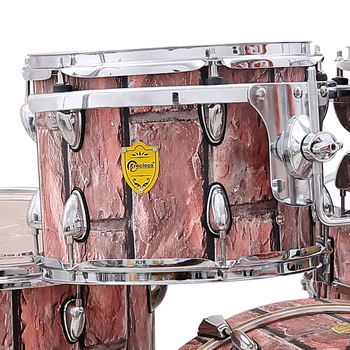 Factory direct musical instruments drum set acrylic drum set for sale