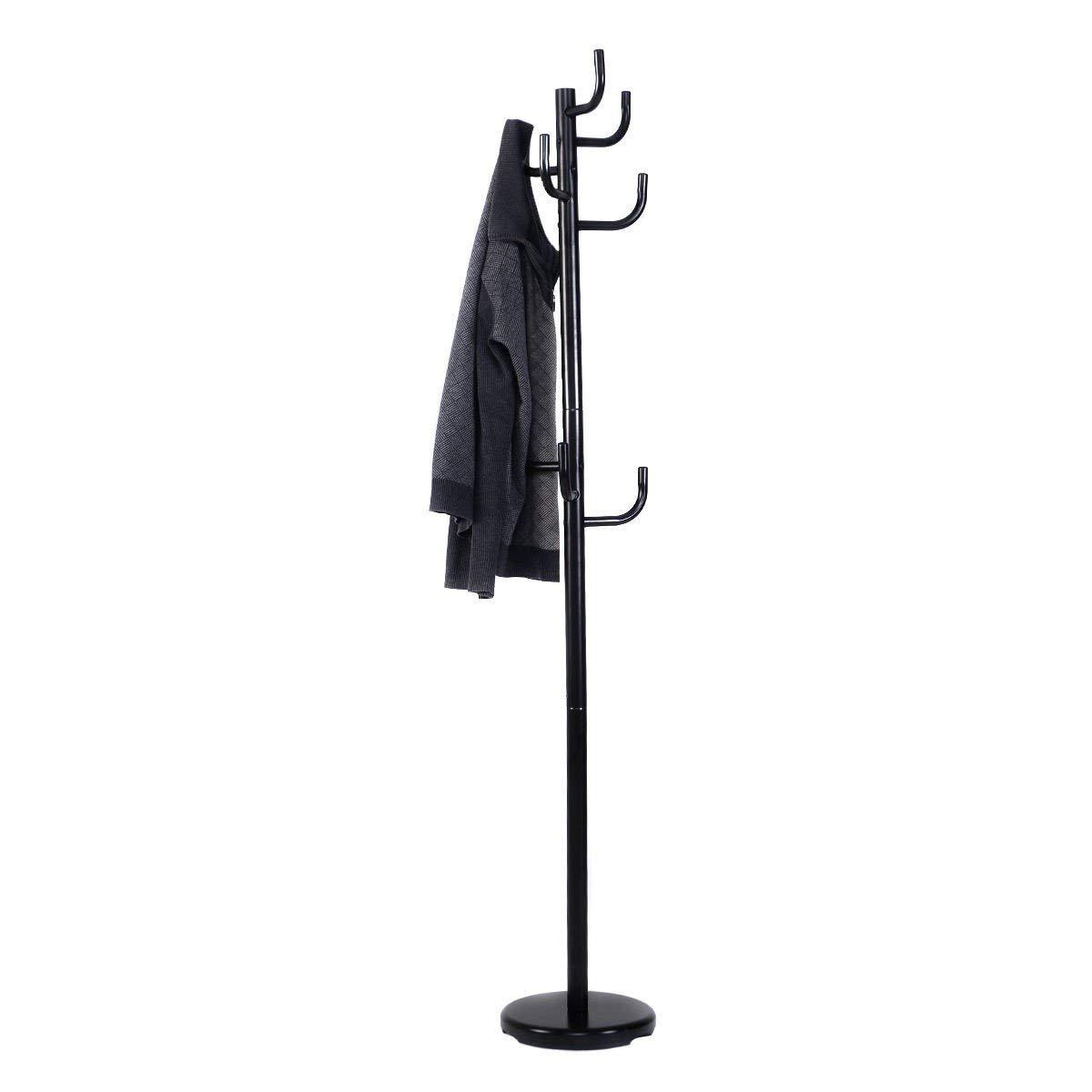 Get Quotations Myeasyping 69 Metal Coat Rack Hat Stand Hangers Hanger