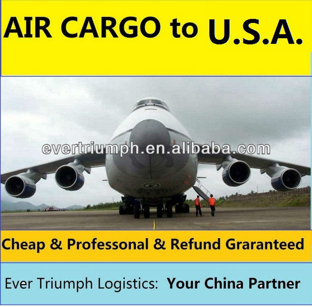 Cheapest air freight from China to Phoenix