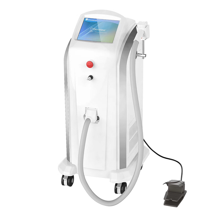 Fda approved germany Candela Gentlemax pro gentlelase ice platinum 808nm diode laser hair removal system фото