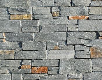 Grijs deco stenen muur tegel buy grijze gestapelde stenen voor