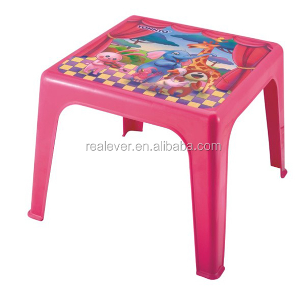 Small Children Table Used Preschool Tables Kids Plastic Table