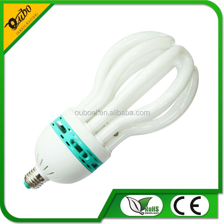 4u lotus flower cfl energy saving lamps