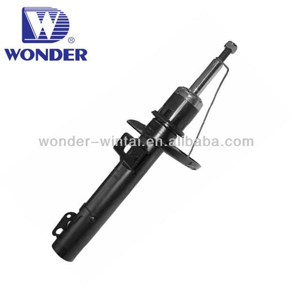height adjustable shock absorber for VOLKSWAGEN POLO 01.11-