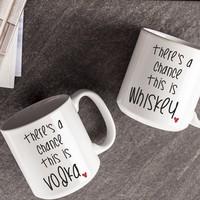 MILO personalized CERAMIC CUP MUG Custom 11oz personalized Mugs Advertising Promotional Mug
