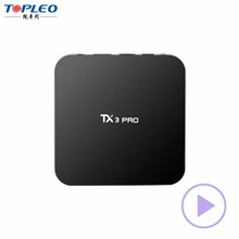 Smart box tv TX3 pro 4 k 1g 8g di trasporto <span class=keywords><strong>iptv</strong></span> scaricare smart BOX <span class=keywords><strong>android</strong></span> hd media <span class=keywords><strong>player</strong></span>