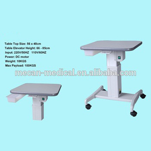 Ophthalmic Motorized Instrument Table Lift Adjustable Height