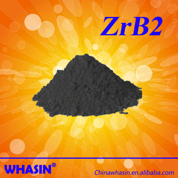 manufacture zirconium boride nanoparticle powder