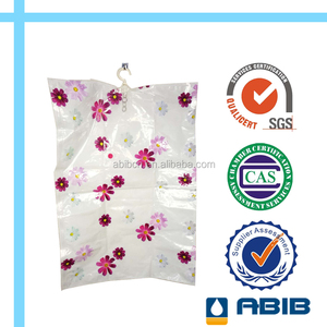 Nylon compressed 70%vacuum storage bag for clothes supplier