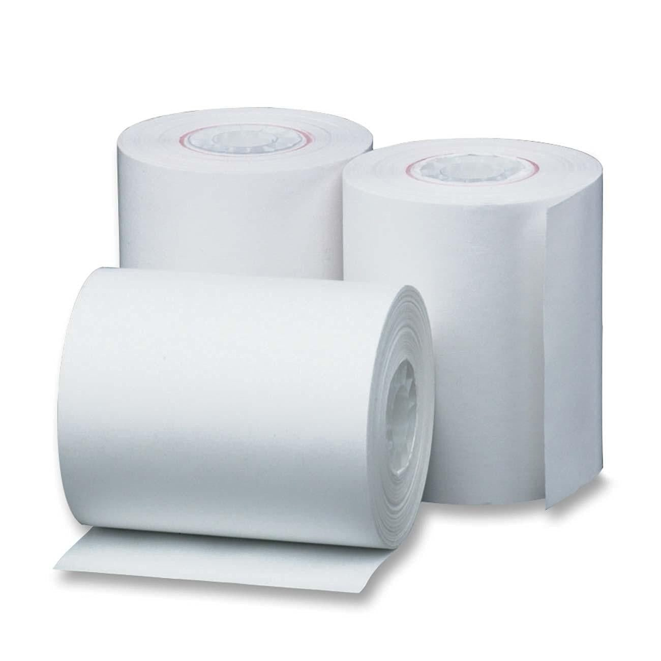 (50 Rolls) 2 1/4 x 85'Thermal Receipt Paper - Sharp XE-A302(50 Rolls)