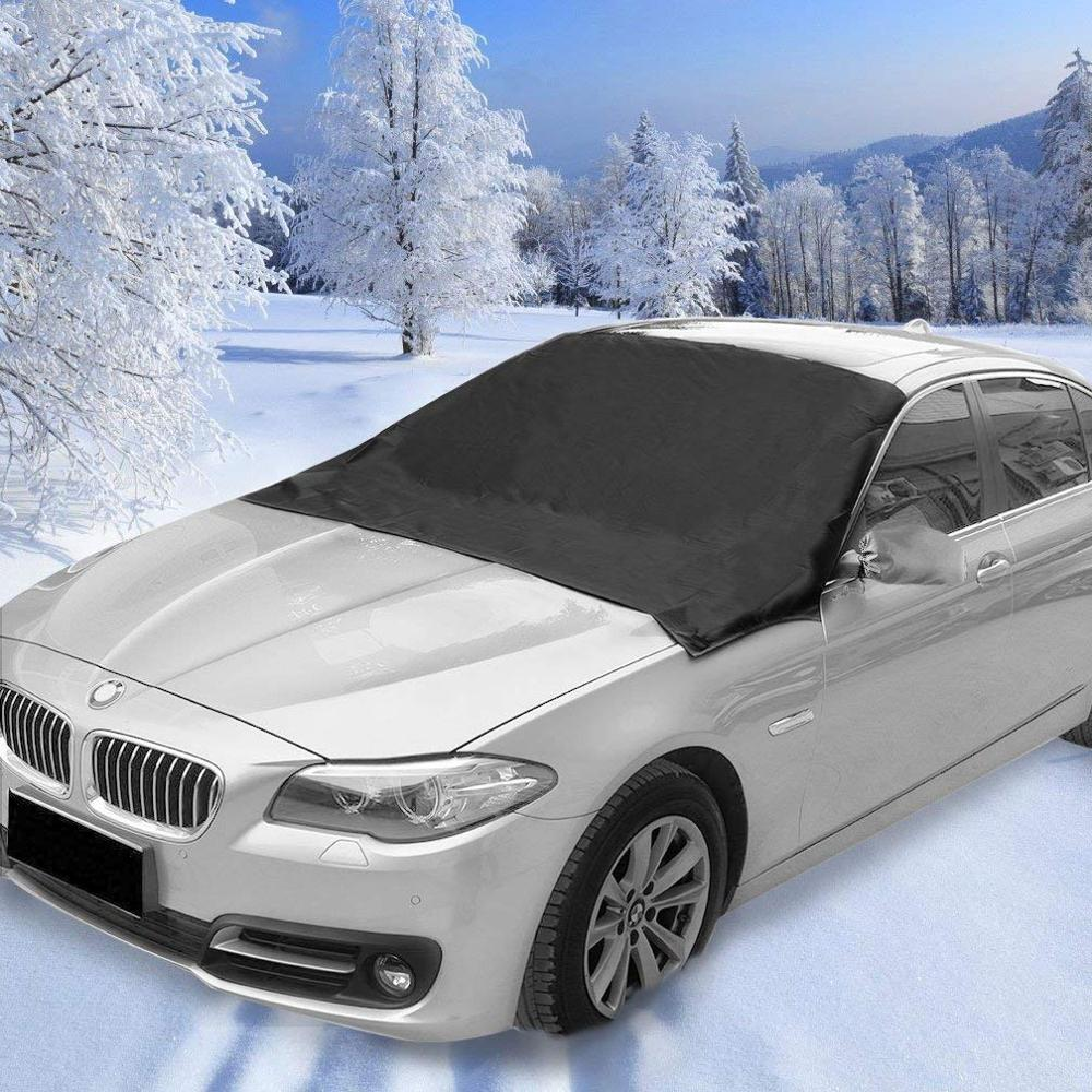 Premium Winter Car Magnetic Windshield <strong>Cover</strong> for Snow for ice and snow