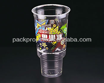 Super big 44oz PLA cold drinking Cup