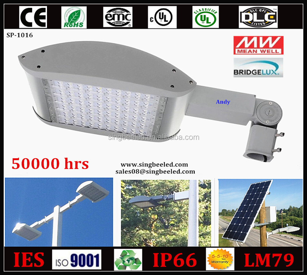 150e led street light with no UV/IR
