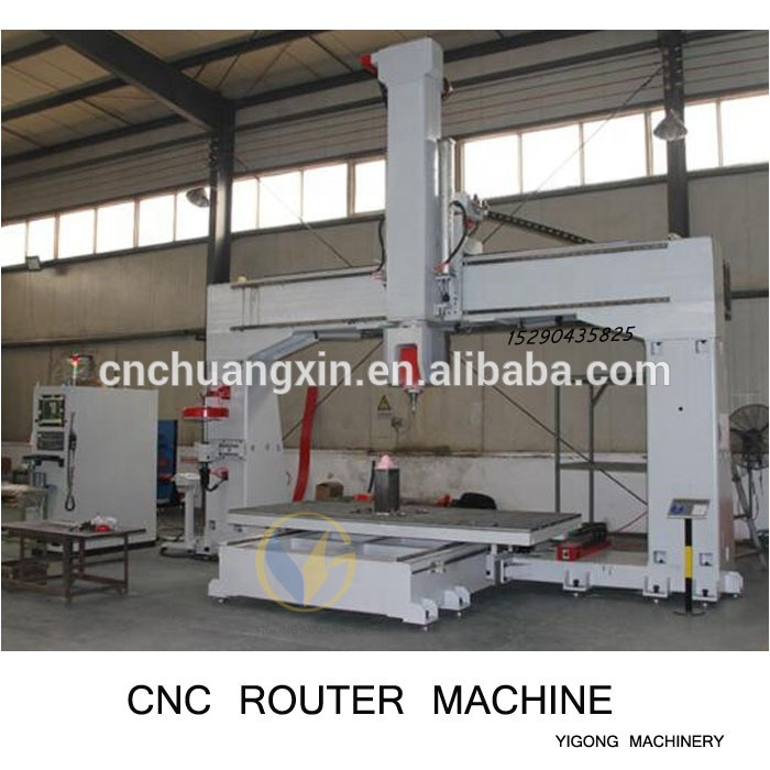 Stock Good sale Vacuum table 1325 cnc router machine for aluminum