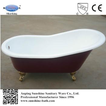 Antique Porcelain Bathtub Clawfoot Tubs Prices Cast Iron Bath Tub