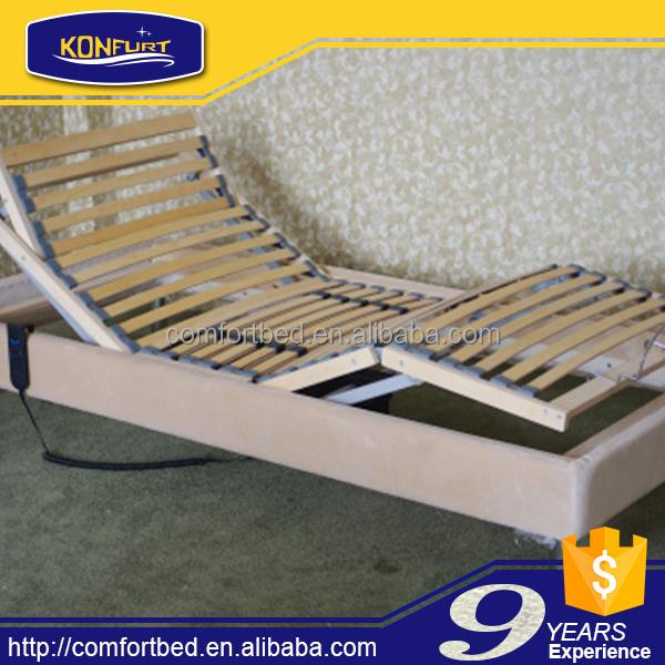 electric adjustable bed frame buy adjustable bed with bed surroundadjustable bedelectronic bedstead product on alibabacom