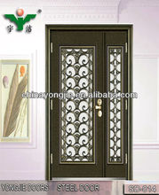 ventilated entry doors