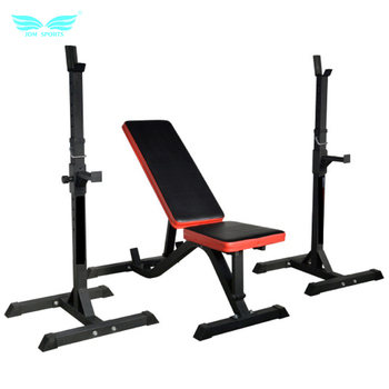 Squat stand incline decline home weight bench gym sit up bench