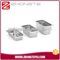 Factory Supply 1/2 Size Anti-Jamming Buffet GN Container of European Style (65mm depth)