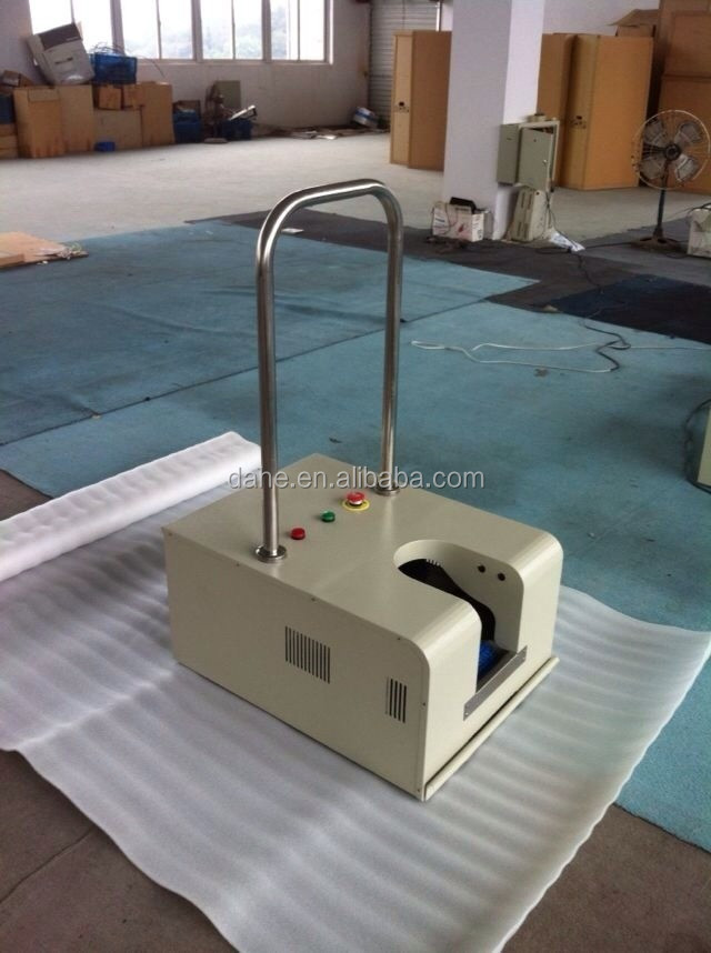 DAHE hot sale Sole cleaning machine DH-V2 with vacuum cleaner