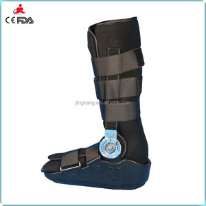 FDA CE approved orthopedic Pneumatic Cam Walker / cam walker fracture boot / cam walker brace