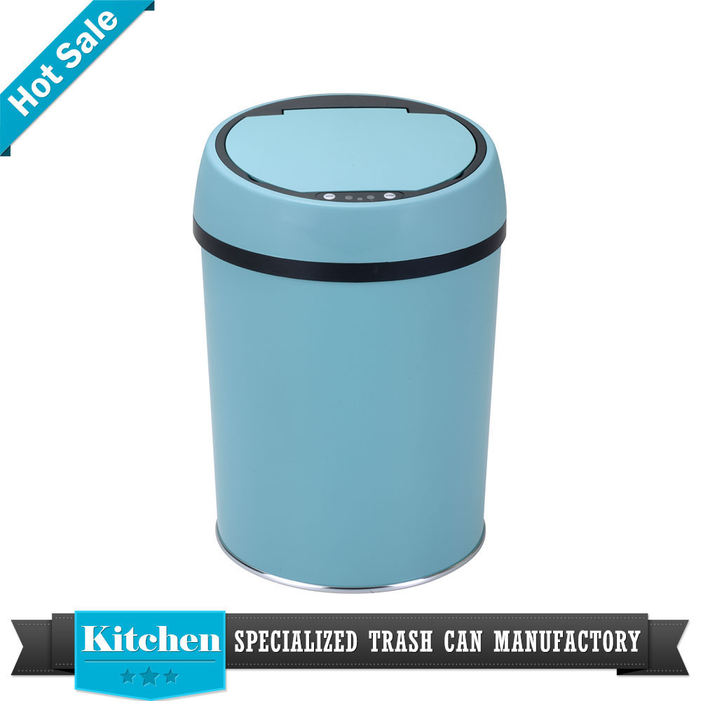 acrylic animal shape dustbin design outdoor
