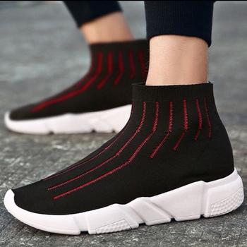 f627a7343b Logotipo de la marca hombres atléticos velocidad calcetines Zapatos  Zapatillas de zapatillas de deporte Gimnasio Deportivo