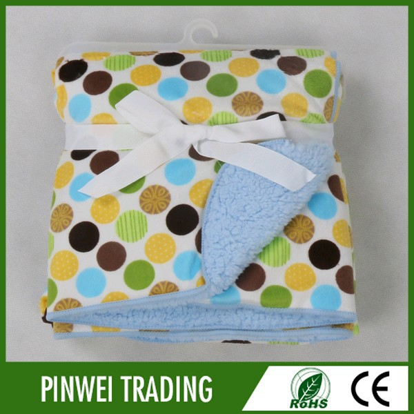 2015 100% polyester twin full queen king size chinese baby muslin blanket