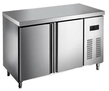 Banco Di Lavoro In Acciaio Inox Frigorifero Cassetto Per La Cucina ...