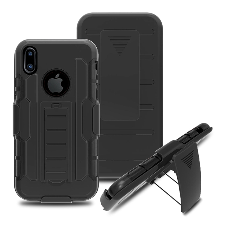 2017 Top selling products on alibaba holster belt clip case for iphone 8 ,for iphone 8 5.8 inch mobile phone case