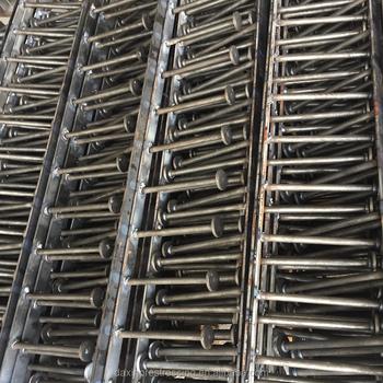 Long Rail Shear Reinforcement Stud Rails Double End Metal ...