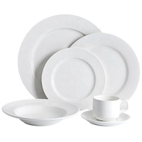 2019 New Design Restaurant Used Brazil Ceramic Dinnerware Set, Dinner Set Dinnerware Ceramic$