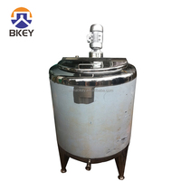 Milk pasteurization equipment