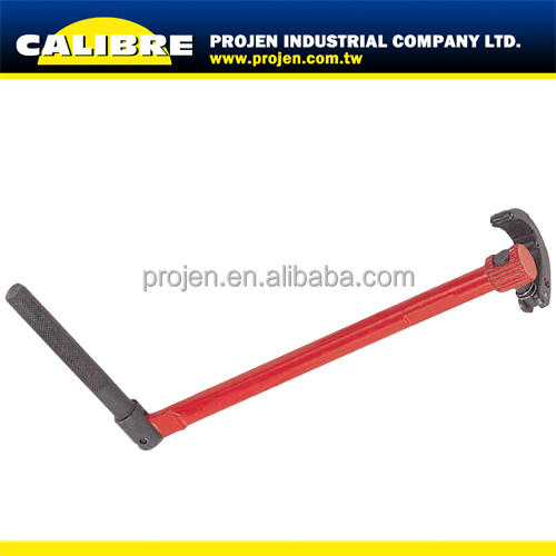 CALIBRE Taiwan Hand Tools 10-32mm basin Wrench flexible basin spanner