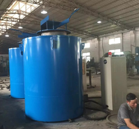 Oil/water quenching heat treatment furnace
