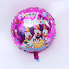 hot sale foil helium mickey mouse balloon cartoon aluminium foil balloon for birthday party