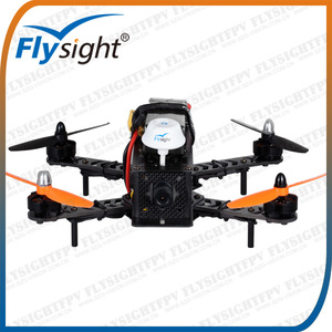 E834 Flysight 4 axis mini fpv quadcopter multicopter frame kit fpv 250 frame live feed video drone with hd camera