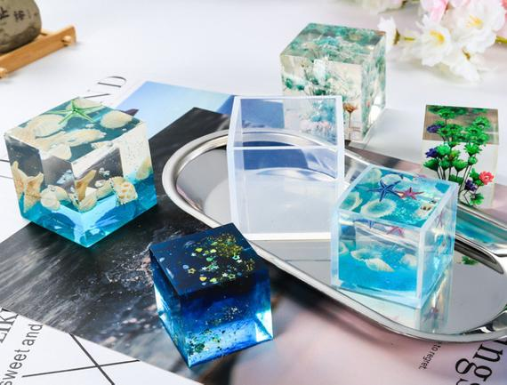 Di cristallo Liquido Trasparente di Resina Epossidica e Indurente per Portachiavi Rivestimento