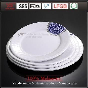 OEM welcome unbreakable restaurant melamine plates microwave safemelamine plates plastic waremelamine plates : microwave safe melamine dinnerware - Pezcame.Com